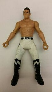 WWE Evan Bourne Figure Mattel Flex Force Back Flippin' TNA ROH NJPW White Sydal
