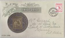 "** 2013  Scarce""Centenary of Australian Stamps"" PNC **"