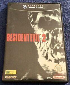 Jeu vidéo Resident Evil 2 Nintendo GameCube, 2003 pal/eur