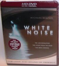 WHITE NOISE (HD DVD, 2008) NEW! Requires HD DVD Player Please READ! NOT A DVD!