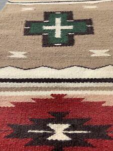 Southwestern Aztec Area Rug Floor Runner