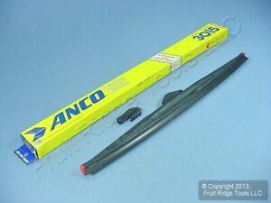 "1 New ANCO 30-15 Premium Winter Metal Windshield Wiper Blade - 15"" Made in USA"