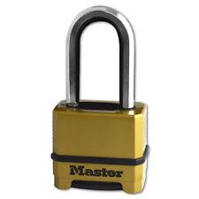 Master Lock M175EUR combinación de 4 dígitos Thermo Candado M 175 EURDLH 51mm Grillete