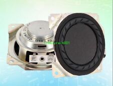 "2pcs 3"" inch 80MM 4Ohm 4Ω 20W Ultra-thin neodymium woofer Hifi Speaker Subwoofer"