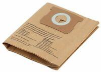 Efficient Disposable Filter Bag for 4 Gallon Porter / Stanley Vacuum (3-Pack)