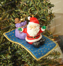 Santa's Magic Carpet Ride (Hallmark Keepsake Ornament, QX588-3) 1994