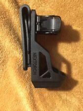 "Nextorch V5 Tactical Flashlight Holster Lever Side Lock System fits 1-1.25"""