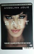 SALT ANGELINA JOLIE FACE SEXY COVER ART MINI POSTER BACKER CARD (NOT a movie)