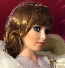 """PROMISE by Rustie 34"""" LIMITED EDITION #110/200 Masterpiece Porcelain Doll MINT"""