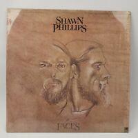 SHAWN PHILLIPS FACES LP EX A&M SP-4363 1972 NM M