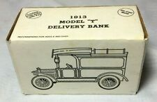 "1913 Model ""T"" USPS Delivery Bank Key ERTL Die Cast"