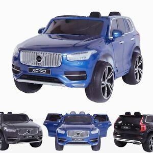 Volvo Licensed XC90 Kids 12V Electric Ride On Battery Car