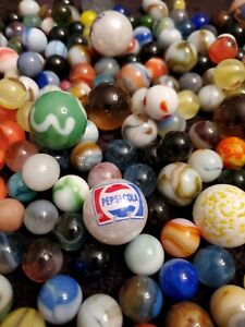 Amazing Mix Of Marbles Antique Clay To Modern Logo Marbles Jabo Contract Runs ++