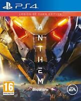 Anthem Legion of Dawn Edition PS4 - New and Sealed
