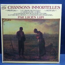 LUCIEN LUPI Chansons immortelles 2C134 15372/3 2X33 tours