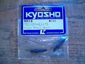 WH-14 WH14 Front Wheel Shaft - Kyosho Wheelie Hoppin Mad Pedal Popper