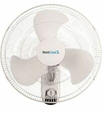 ROYAL COVE 3-SPEED OSCILLATING WALL MOUNT FAN, 16 IN. 2477854