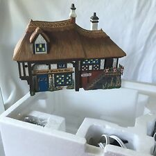 Department 56 Heritage Village Collection Aldeburgh Music Box Shop Gift 5658442