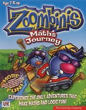 Zoombinis Maths Journey. 5390102447281.
