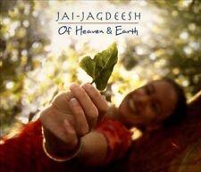 Of Heaven & Earth [Digipak] by Jai-Jagdeesh (CD, Sep-2013, Spirit Voyage Music)