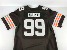 Paul Kruger #99 Cleveland Browns Nike Jersey Brown Dawg Pound Size 48