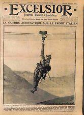 Alpini Italia Soldiers Alps Trentino-Alto Adige/Südtirol Dolomiti Sesto WWI 1916
