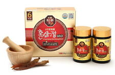 Korean 6 Years Root Red Ginseng Gold Extract_250g(8.8oz) X 2ea_Saponin, Panax