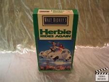 Herbie Rides Again (VHS, 1996) Softsleve Helen Hayes Ken Berry Stefanie Powers