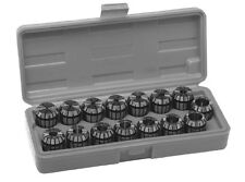 SOWA / GS TOOLING ER25 1.5-16mm 15PC.. COLLET SET  ***FREE SHIPPING***