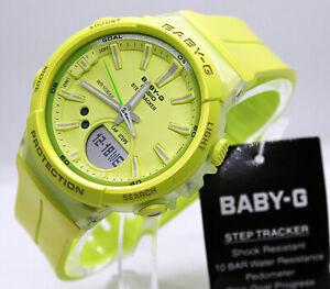 ✅ Casio Baby G BGS-100-9AER Damenuhr Step Tracker ✅