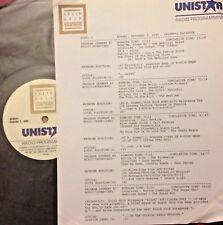 RADIO SHOW:12/3/90 DEC.HITS! SLY, DR HOOK, JOHN DENVER, GUESS WHO, NILSSON,KEITH