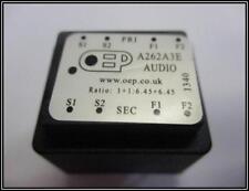 Hochleistungsaudioübertrager A262A3E 150 ohm 6,25 kohm Durchsteckmontage 1Stück
