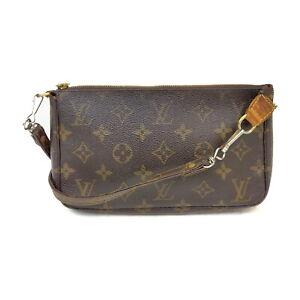 Louis Vuitton LV Accessories Pouch M51980 Pochette Accessoires + strap 1607152