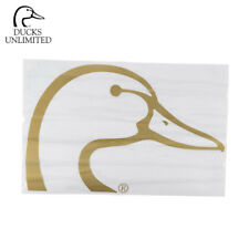"Ducks Unlimited Car Paint 15"" Decal"