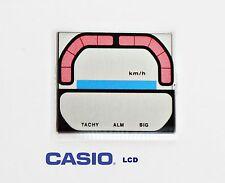 ORIGINAL LCD QW-905 NOS FOR CASIO DW-401 FONDO CROMADO