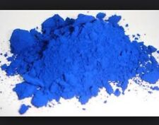 1 pound of Pintura de santo, Powdered Paint -Blue - santeria, palo, ifa, voodoo