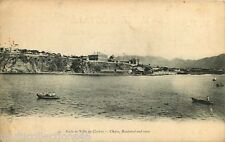 050817 -carte postaleASIE CHINE - YANTAI - Rade et ville de Chefoo