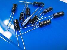 100uF Electrolytics Capacitors 16v lot of 10 USA Seller