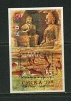 B613   South Africa  1999   China '99 Expo   sheet      MNH
