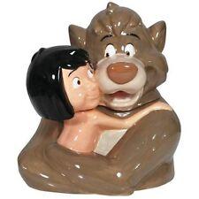 Walt Disney's The Jungle Book Animated Movie Bear Hug Ceramic Cookie Jar, UNUSED
