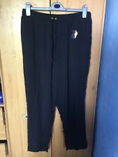 Womens Black F&F Pants With Pockets- Size 16, New With Tags