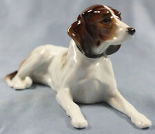 Pointer hund porzellanfigur porzellan  figur Hundefigur 1960 ens