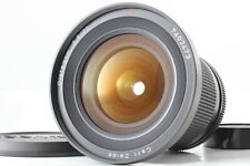 [MINT] Contax Carl Zeiss Distagon T* 21mm f2.8 MMJ for C/Y from JAPAN