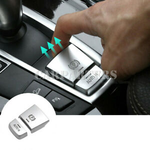 For BMW X3 X4 F25 F26 Inner Console Electronic Handbrake AUTO H Button Cover