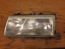 90 91 92 93 94 Audi V8 Quattro Left Headlight Head Light Driver Lamp Oem