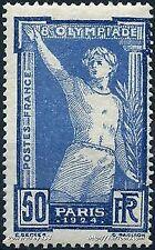 Timbres français, sur les jeux olympiques