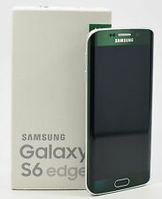 USED - Samsung Galaxy S6 edge 64GB SM-G925i Green (FACTORY UNLOCKED) 3GB RAM