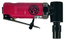 "AIRCRAFT TOOL CP875 CHICAGO PNUEMATIC 1/4"" ANGLE AIR DIE GRINDER 22500 RPM (UK )"