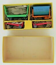 Lionel #163 Freight Station Set in Original Box from 1930
