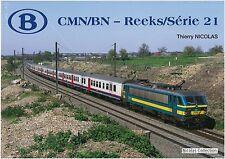 NicolasCollection 978-2-930748-52-8 BUCH SNCB NMBS CMN/BN-Reeks/Série 21 Neu+OVP
